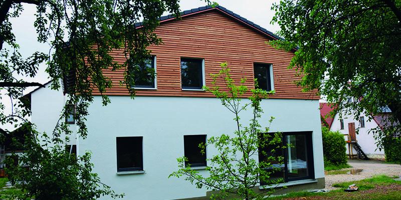 Zimmerei Weißenburg, Leistungen, Holzbau Weißenburg