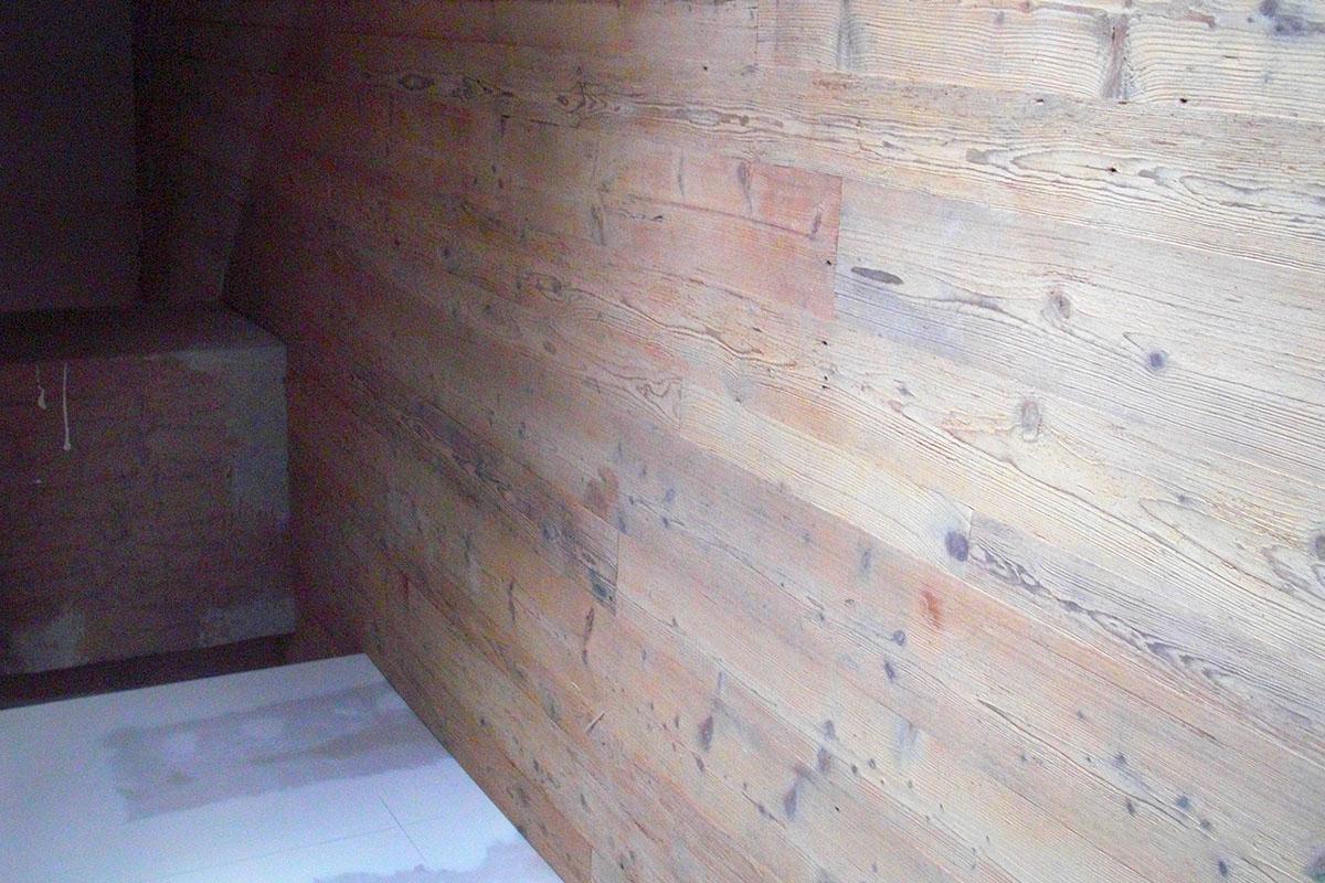 Sanierung Altholzboden Absberg, Zimmerei Beckstein